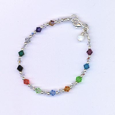Beautiful Bracelet Childs 6 in