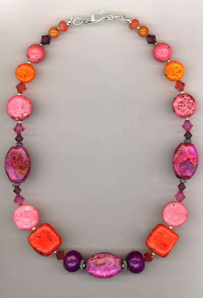 Candy Classics ~ Gemstone Necklace