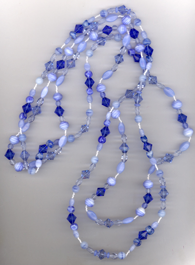 Baby Your Blues ~ Necklace
