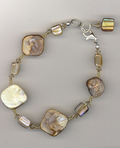 She Sells Sea Shells ~ Bracelet