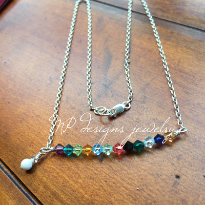 You Are Beautiful Chain Necklace
