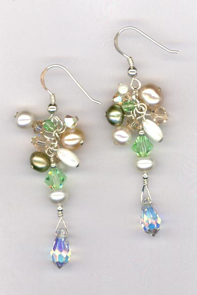 Summer Breeze Earring