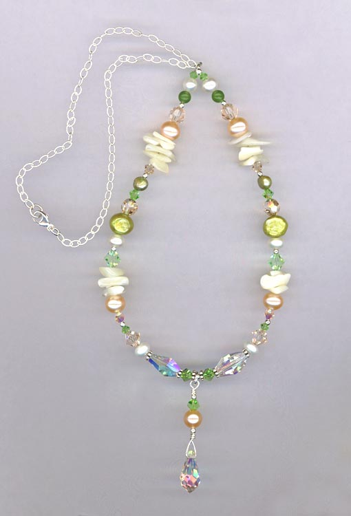 summer breeze necklace