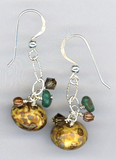 Cafe Mocha Earrings