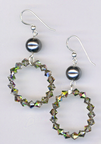 Ready To Party earrings